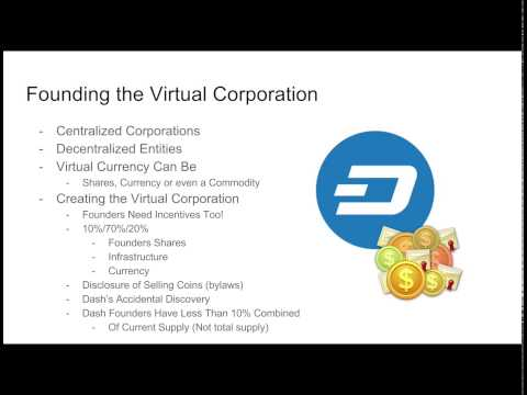 Dash: Video Series - #3 - Virtual Corporation = DVS15E03