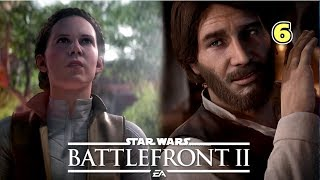Star Wars: Lets Play Star Wars Battlefront 2 Einzelspieler Kampagne Teil 6 [Star Wars Basis zockt]