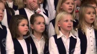 Weihnachtslieder Potpourri 2013 mit dem Kinderchor der JMS Din