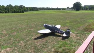 Top Flite P47 Razorback Radial Conversion
