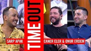 Sarp Apak, Beşiktaş, Ölümlü Dünya, NBA, Dünya Kupası | Socrates TimeOut #1