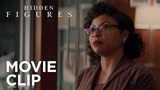 "Hidden Figures | ""Russian Spy"" Clip 