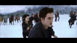 Twilight Breaking Dawn Part 2 Alices Vision