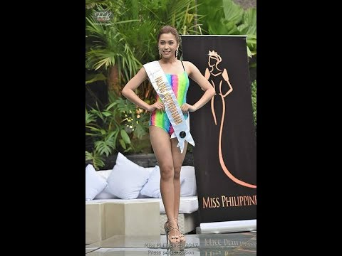 Miss Palapag Northern Samar  - Miss Philippines 2017