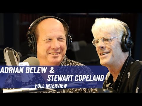 Adrian Belew & Stewart Copeland - 'Gizmodrome', Frank Zappa, Film Scoring - Jim Norton & Sam Roberts