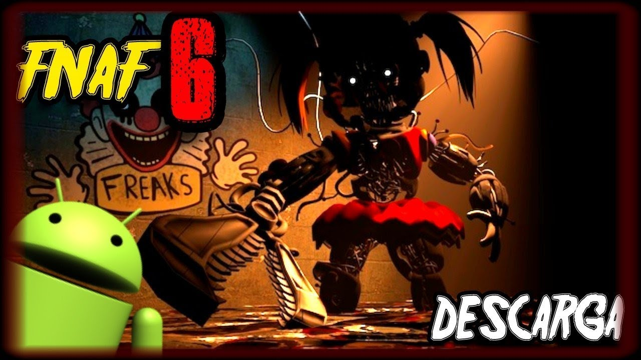 Five Nights At Freddy S Fan Games For Android | Gameswalls org