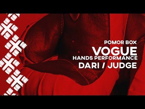 Dari — судейский выход | Vogue: Hands Performance | Pomor Box Dance Battle