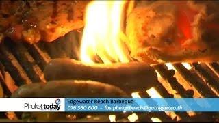 Beach BBQ at Outrigger Laguna Phuket Beach Resort