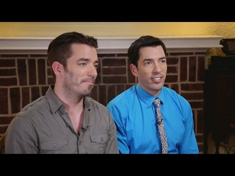Behind the Scenes with 'Property Brothers' on the Job | ABC News
