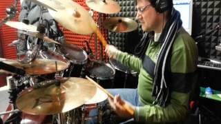 incognito still a friend of mine drum cover