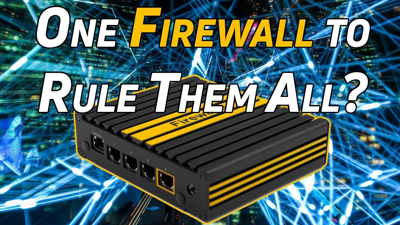 Firewalla Gold - The Gold Standard for Firewalls?