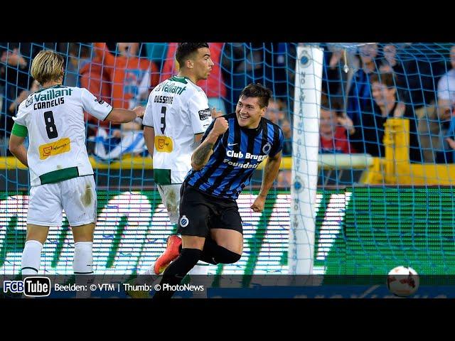 2014-2015 - Jupiler Pro League - 04. Club Brugge - Cercle Brugge 1-1