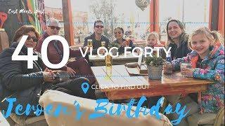 VLOG#40 Jeroen's Birthday Surprises 2018 | Jeroen & Kyn | Part 1 & 2