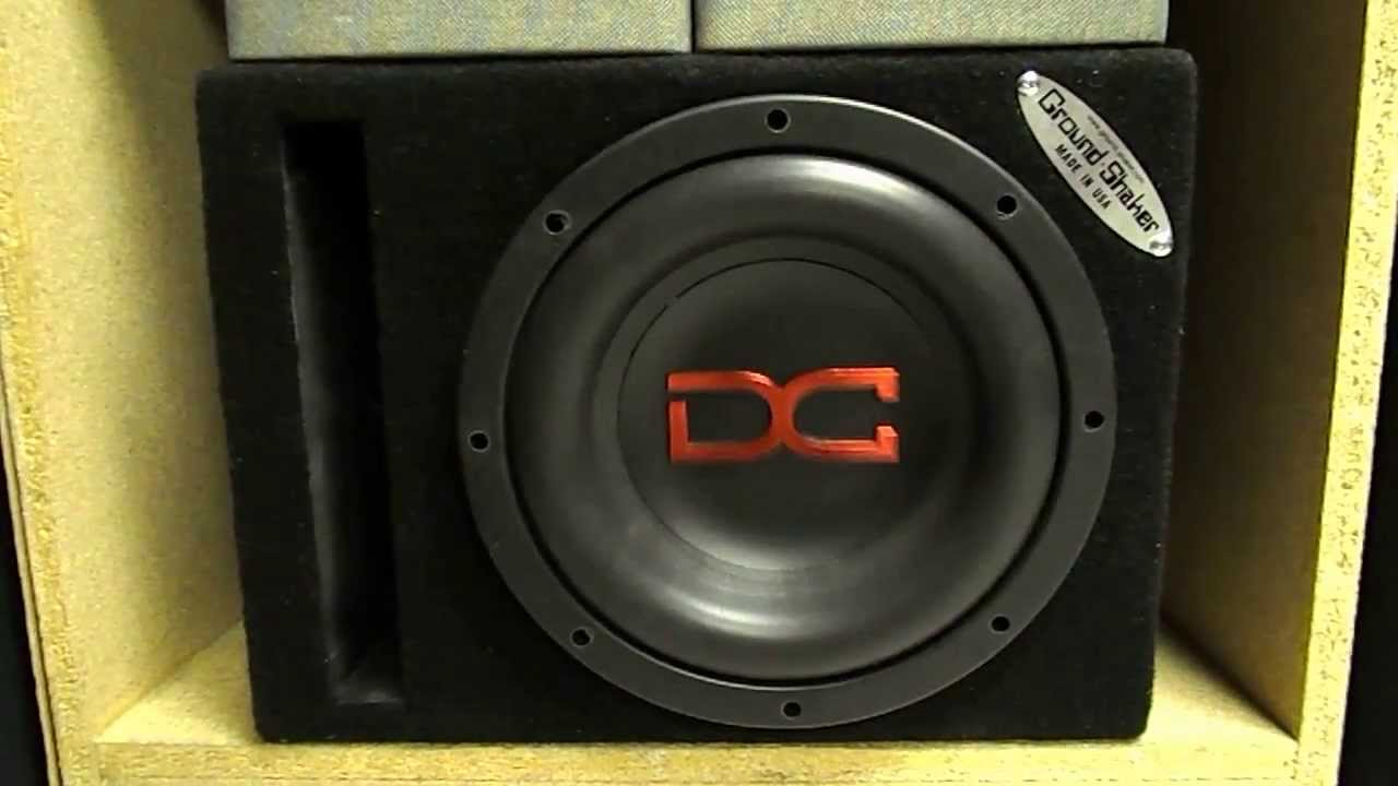 dc audio level 2 subwoofer home theater powered by behringher dc audio level 2 subwoofer home theater powered by behringher inuke3000 bass demo