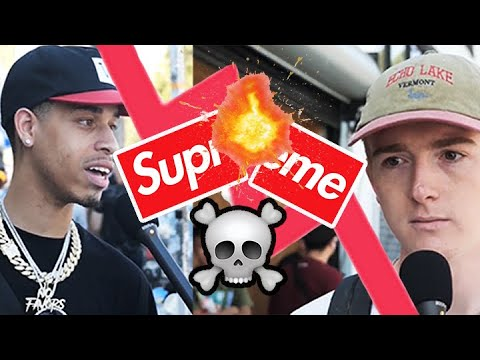 SUPREME IS OFFICIALLY FALLING OFF.....BUT WHY?!