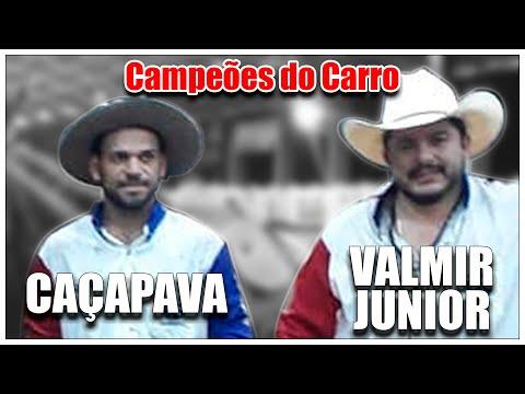 Valmir Junior e Caçapava - Campeões do Carro 0km - Rancho Marca V5