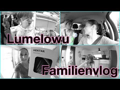 familienvlog-|-stühle-von-ikea??-|-rezept-für-nudelauflauf-|-lumelowu