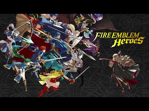 Fire Emblem HEROES OST | Truth, Despair, And Hope. (Sacred Stones)