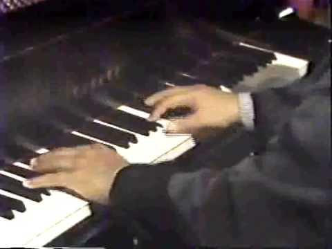 ENSAYO GEORGE DUKE CLINICA DE PIANO VHS 1995