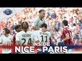 INSIDE - NICE vs PARIS SAINT-GERMAIN