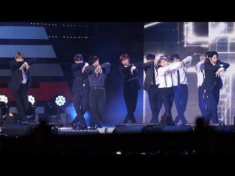 180905 워너원(Wanna One) - 켜줘 (Light) [DMC페스티벌] 4K 직캠 by 비몽