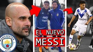 GUARDIOLA quiere a una JOYA del Fútbol ARGENTINO para el MANCHESTER CITY 😱