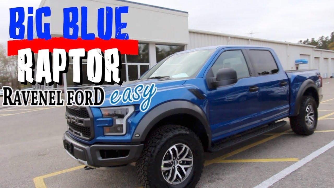 Blue Ford Raptor >> 2018 Ford Raptor Truck In Blue I M Liking It