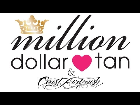 How To Spray Tan The PROFESSIONAL Way - With Million Dollar Tan