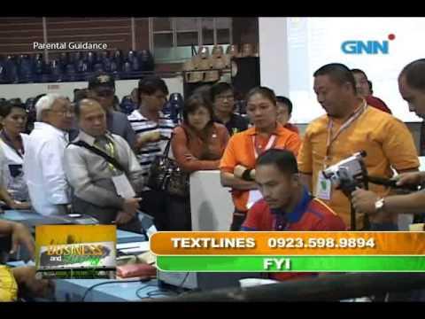 FYI - MANILA 5TH DISTRICT ELECTED REP. AMADO BAGATSING
