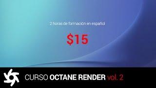 Aprende OCTANE RENDER - vol. 2