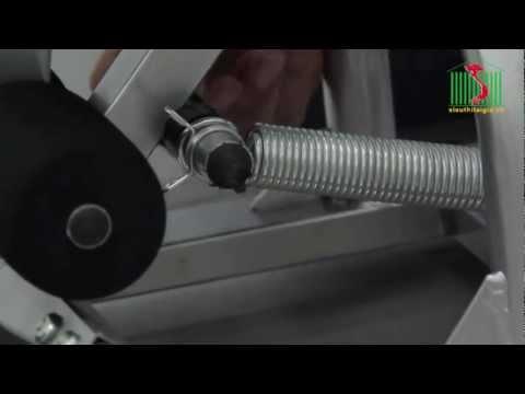 Cách lắp ráp Máy tập bụng Black Power