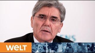 SIEMENS KNICKT EIN: Kaeser sagt Besuch in Saudi-Arabien ab