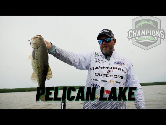 2021 Champions Tour on Pelican Lake