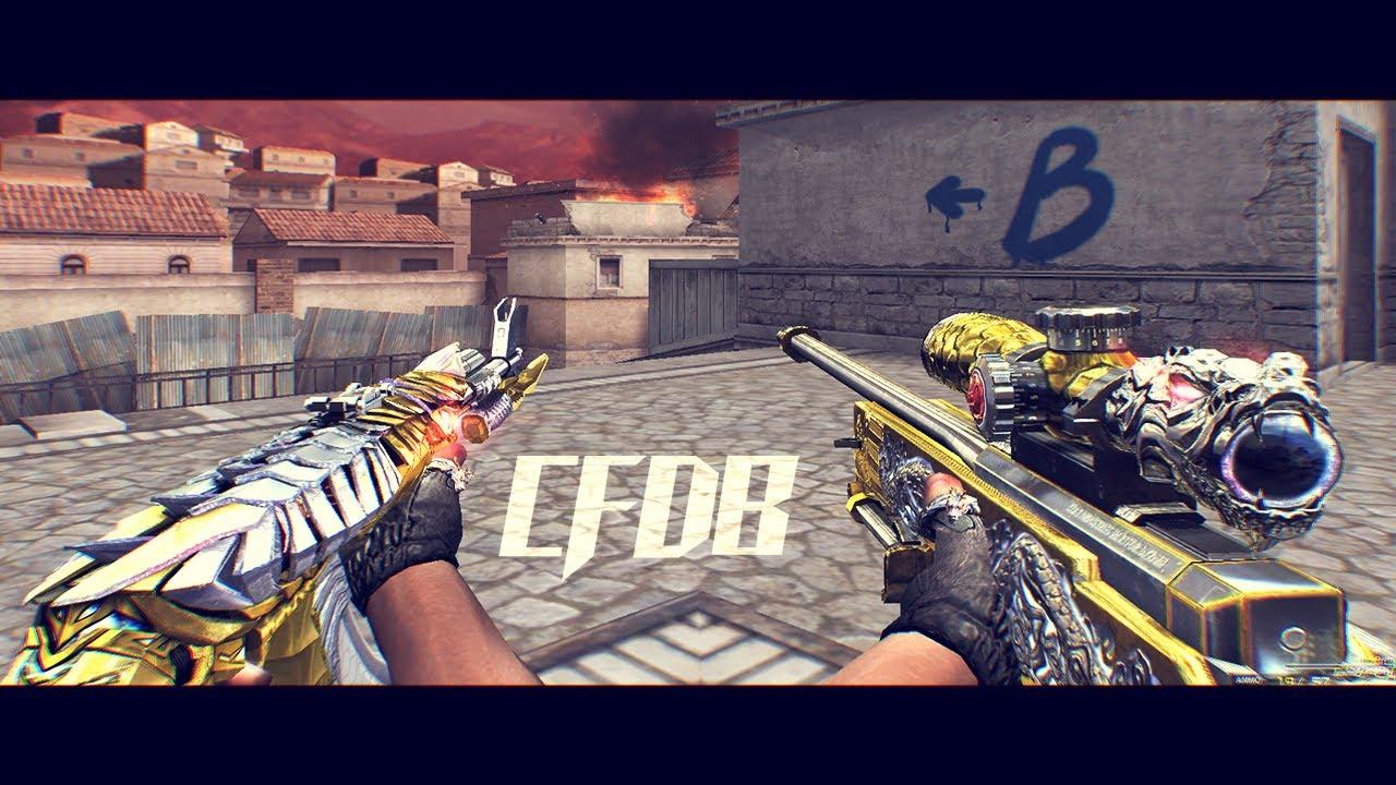AK 47 & AWM Imperial (gameplay) | CFDB