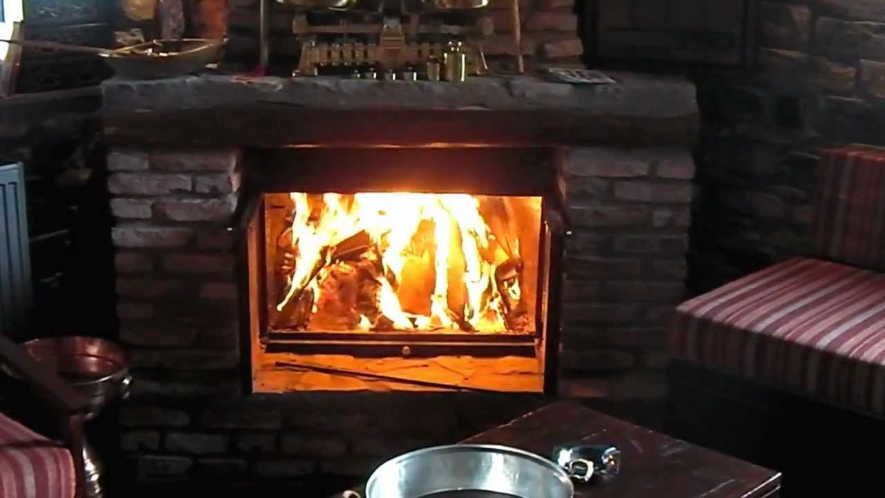 Kombi Energy Efficient Fireplace Water Youtube