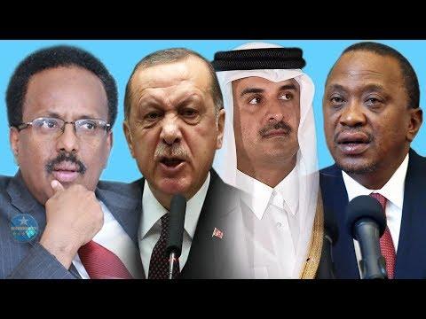 DEG DEG Kenya Oo Karaamo BeeI Kudhacday, QM Oo Somalia Uhiilisay & Turkiga, Qatar Oo Wadanka Kuloo