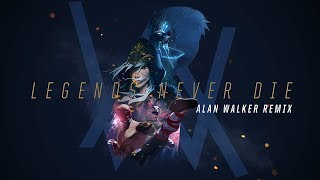 Legends Never Die: Remix (ft. Alan Walker) | Worlds 2017 - League of Legends