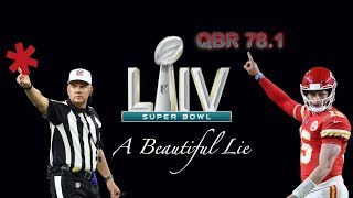 A Beautiful Lie: PROOF Super Bowl 54 was RIGGED Epilogue! The Greatest Robbery in NFL History?