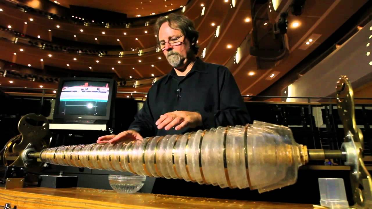 Sounds Of A Glass Armonica Youtube