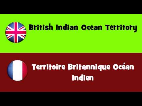 FROM ENGLISH TO FRENCH = British Indian Ocean Territory