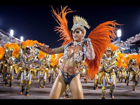 Rio de Janeiro, Brazil Travel Guide 2017 - Top 10 Things To Do