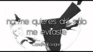 Avril Lavigne - Unwanted (Traducida Al Español)
