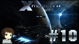 Let's Play X Rebirth - Part 10 / Deutsch - Wir müssen kämpfen! D: