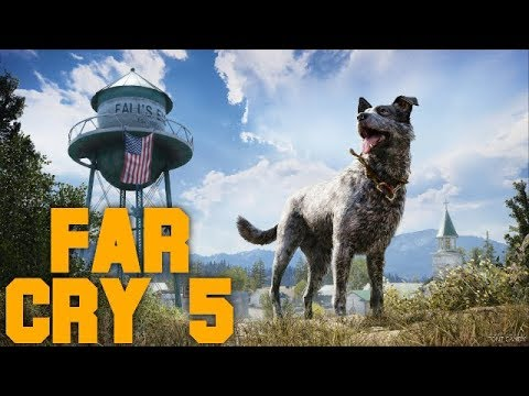 FAR CRY 5 #1 | EEN BEGIN MAKEN! | Nederlands/Dutch!