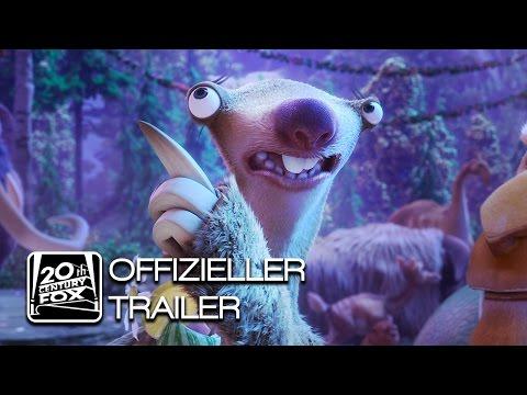 Ice Age - Kollision voraus! | Trailer 2 | Deutsch HD 2016 (Sid, Scrat, Diego, Manny)