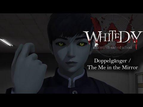 White Day:a labyrinth named school Doppleganger Boss |