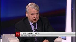 Rozmowa Dnia - Bogdan Borusewicz - 17.01.2018