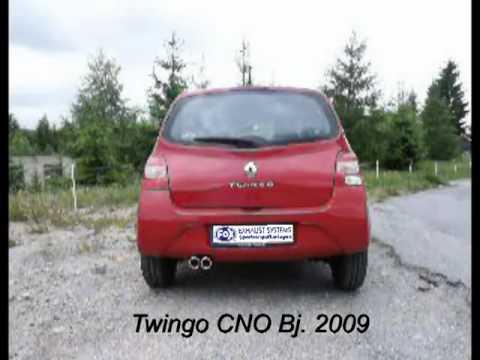 Fox Sportauspuff Renault Twingo Cno Ab Bj 07 1 2l Re061002 066