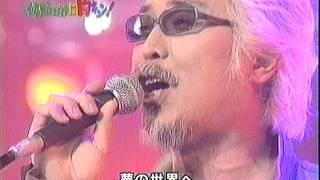 バラエティ番組での 桑名正博 日本で大排気量車の歌を歌える凄い人を2人...