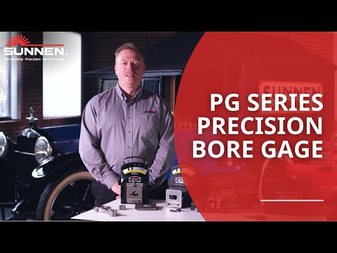 How to: PG Series Precision Bore Gage